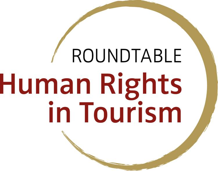 Logga: Roundtabel human rights in tourism